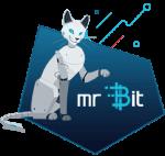 Логотип казино Мистер Бит